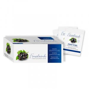 Finedrink - Čierna ríbezľa 0,2 l NEW