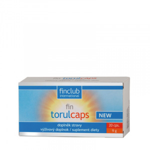 fin Torulcaps NEW
