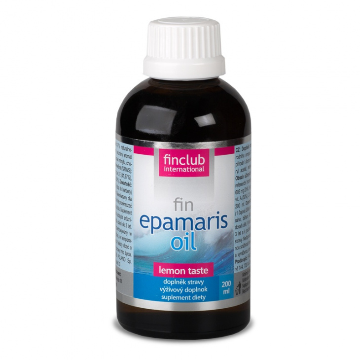 fin Epamaris oil