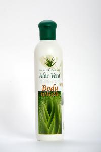 Telové mlieko Aloe Vera a Olivový olej