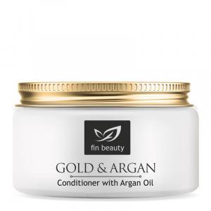 Kondicionér s arganovým olejom a zlatom