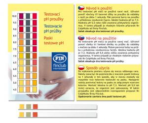 pH papieriky