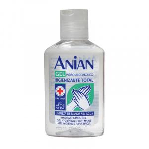 Čistiaci gel na ruky s Aloe Vera