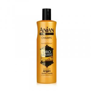 Šampón s arganovým olejom