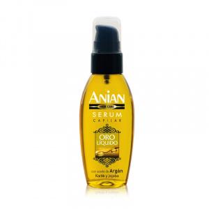 Vlasové kapilárne sérum s arganovým olejom