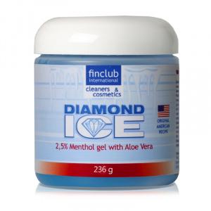 Masážny gél Diamond Ice 2,5%