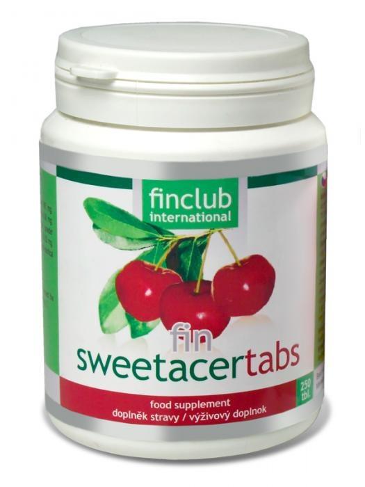 fin Sweetacertabs 250 tbl.