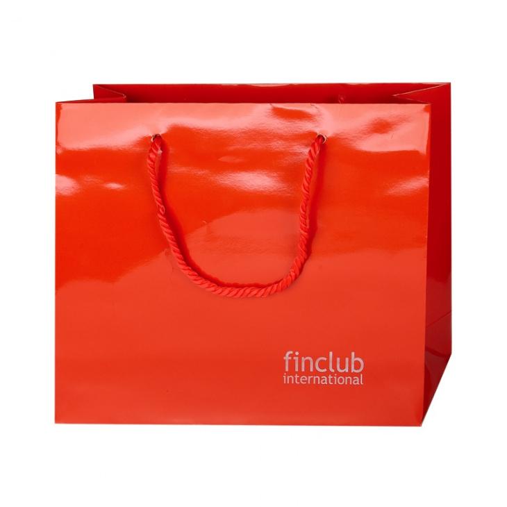 Darčeková taška Finclub