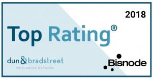 Medzinárodný certifikát Top Rating®